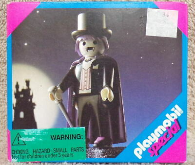 Playmobil Special 'count Dracula' Model, Germany Mib