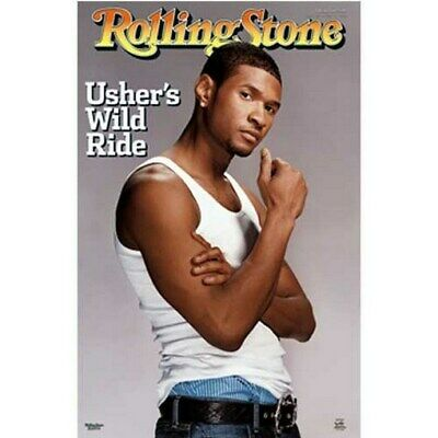 USHER POSTER  RARE HOT NEW 24x36