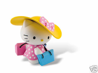 WALT DISNEY HELLO KITTY SHOPPING 4,5CM-BULLYLAND 53453
