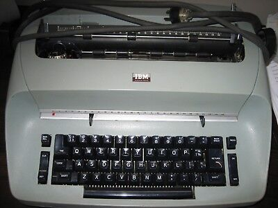 Refurbished IBM Selectric I Typewriter - SEE COLORS AVAILABLE BELOW, w/warranty