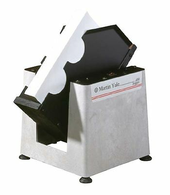 Martin Yale 400 Tabletop Paper Jogger FREE S/H