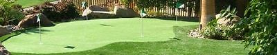 Artificial Grass Golf Putting Green or Lawn 4m x 11m