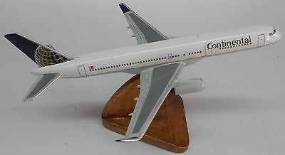 B-757 Thomson Airways B757 Airplane Handcrafted Wood Model Big New Transportation