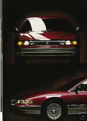 Great Condition 1995 CHRYSLER NEW YORKER BROCHURE 95
