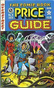Overstreet Comic Book Price Guide #9  1979 Wally Wood