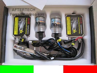 Kit Fari Xeno Xenon Hid H7 8000K Digitale Tuning
