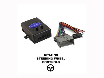 new scosche gm2000sw gm radio car stereo wire wiring harness chime interface