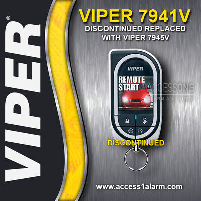 Viper 7941V 2-Way HD SST Replacement Remote Control Transmitter Fob EZSDEI7941
