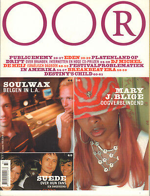MAGAZINE OOR 1999 nr. 17 - MARY J. BLIGE/SOULWAX/DESTINY'S CHILD