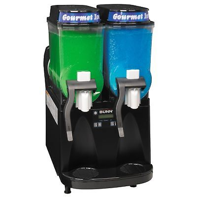 Granita Machine Bunn Cds-2 Ultra Slushie Brand New