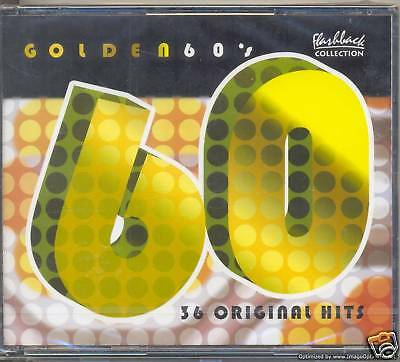 Flashback Collection: GOLDEN 60 's - 36 Original Hits - 3 CD - MUS