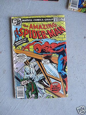 1979 Marvel Comic Book The Amazing Spider Man #189