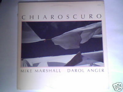 MIKE MARSHALL DAROL ANGER Chiaroscuro lp WINDHAM HILL