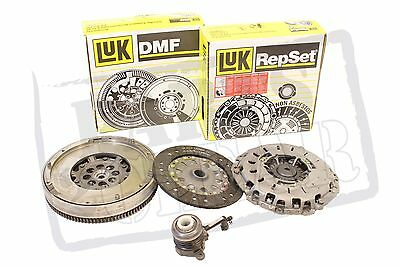 Volvo S60 2.4 D5 Dual Mass Flywheel & Clutch Kit 2.4D5 130 160 D5244T T2 01-05