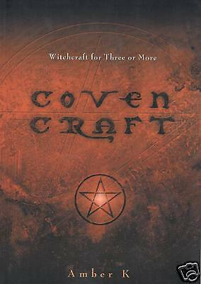 Coven Craft Witchcraft for Three or More~~ 25 % off  ~~