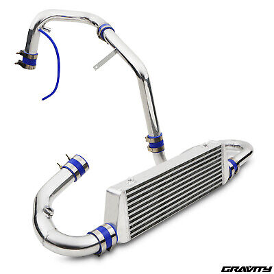 Front Mount Intercooler Fmic For Vw Volkswagen Golf Mk4 Bora 1.8T Gti 20V Turbo