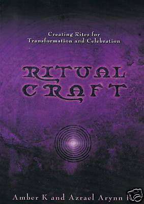 Ritual Craft Creating Rites for ....~~ 25 % off  ~~