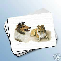 COLLIES Collie Dog Computer MOUSE PAD Mousepad