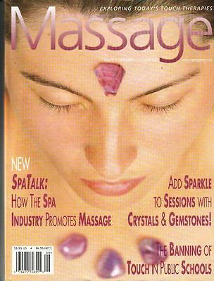 MASSAGE MAGAZINE: Back Issue 099