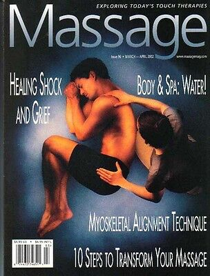 MASSAGE MAGAZINE: Back Issue 096
