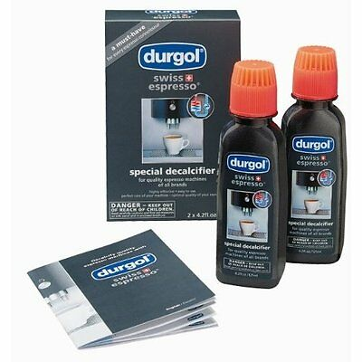 Durgol Decalcifier / Descaler Espresso Machine Cleaner
