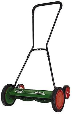 """New Great States 2000-20 """"scotts Classic"""" 20"""" In Reel Push Lawn Mower 6245906"""