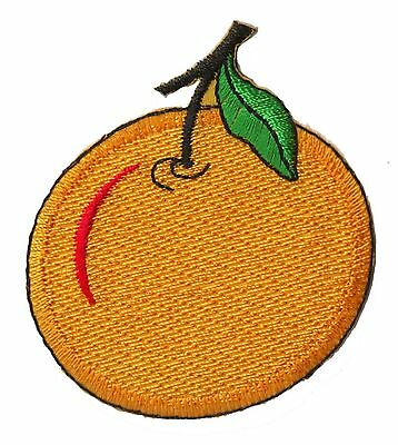 Patch écusson patche Fruits thermocollant broderie