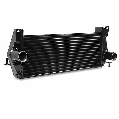 Aluminium Engine Radiator Twin Fan Shroud Kit For Subaru Impreza Gc8 Wrx Sti