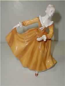 Royal Doulton Pretty Lady Figurine Kirsty HN 4783 MINT