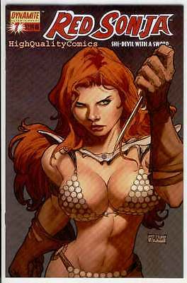 RED SONJA #7, NM, She-Devil, Sword, Hand of Fate, 2005, more RS in store