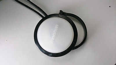 52mm White Balance Lens Filter Cap with Mount WB UV CPL