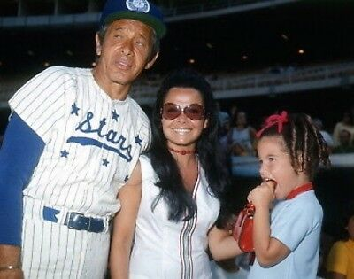 Annette Funicello 11X14  Photo Candid At Baseball Game