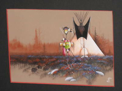 Original Painting by Indian Artist - Tillier Wesley