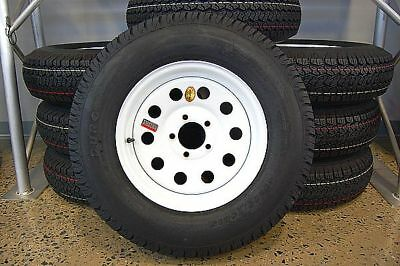 "New 15"" Trailer Spare Tire and Wheel Assembly"