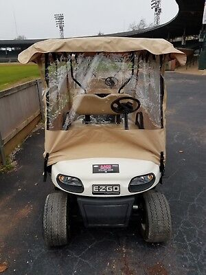 Golf Cart Enclosure for EZGO or Club Car