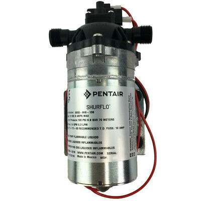 Shurflo 100 Psi Pump 5L/M    For Water Fed Pole Systems