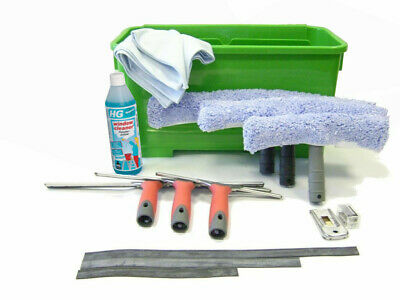 Window Cleaning Starter Set - Proffesional Quality
