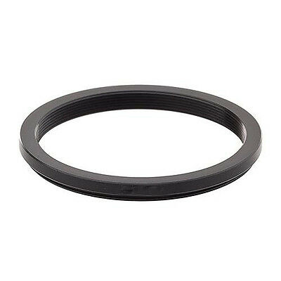 Step-Down  52-46mm Adapter Ring 52mm Lens to 46mm Filter Size, anodized black