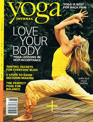 Yoga Journal: No. 196