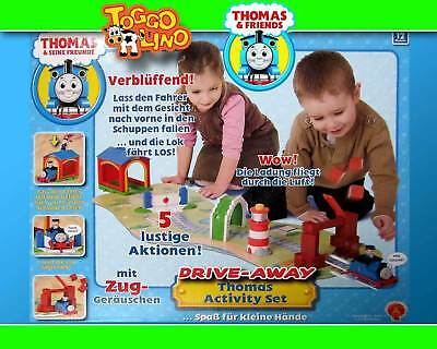 NEU Thomas & seine Freunde Drive Away Activity Set