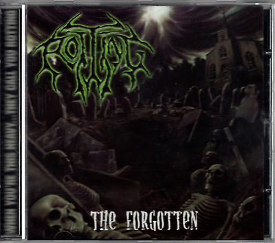 ROTTING forgotten CD First Two Demos Brutal Death Metal