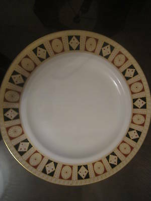 "Royal Doulton Alhambra Large Plate 10.5"" NEW msrp $130"