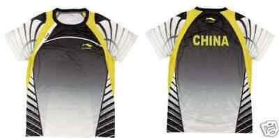 Li-Ning China Badminton National Team Shirt Größe S NEU WOW