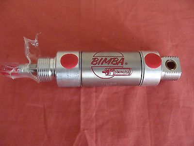 NEW OLD STOCK BIMBA STAINLESS Z LINE Double Acting UNIVERSAL MOUNT 171-DUZ