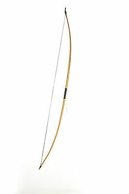 Flagella Dei Trad. English Trilaminated Wooden Longbow, Customize 25-100#