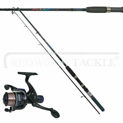 Shakespeare zeta Fishing spinning rod 6ft and reel combo x 2