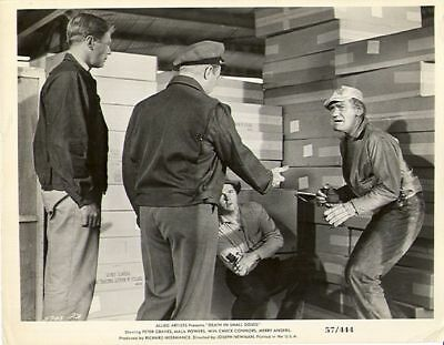 1957 *DEATH IN SMALL DOSES* MOVIE PHOTO PETER GRAVES