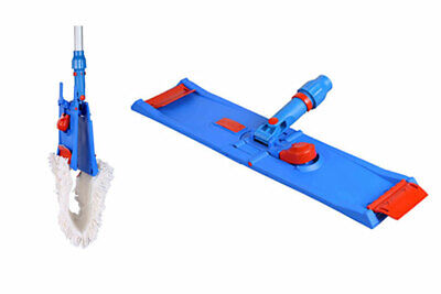 Complete Brake Frame Flat Mop And 2 Refills