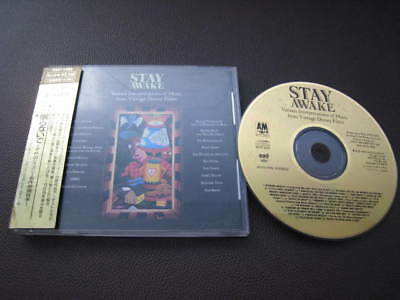 Stay Awake Japan Gold CD Beatles REM Tom Waits Sun Ra