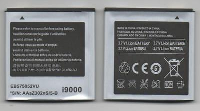 LOT 5 NEW BATTERY FOR SAMSUNG i9000 GALAXY S i897